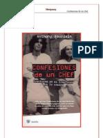Bourdain Anthony - Confesiones de Un Chef