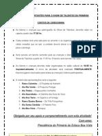 INFORMAÇÕES IMPORTANTES_SHOW DE TALENTOS