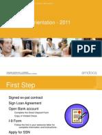 2011 Expat HR Orientation