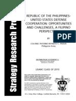 Philippine-US Mutual Defense Treaty