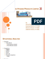 Balsara Hygiene Products Limited