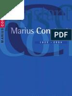 Cat. 172 MARIUS CONSTANT=constant_marius