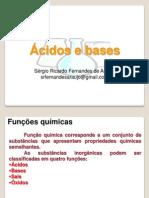Acidos Bases Sais e Oxidos