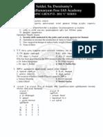Tnpsc Group-2 Answer Key