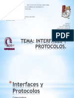 Interfaces y Protocolos