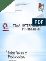 Interfaces y Protocolos