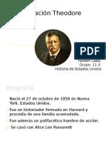 Administración Theodore Roosevelt