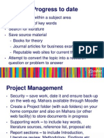 3. Project Management Ethics and Proposal