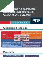 Analisis de Economia y Desarrollo
