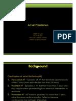 Atrial Fibrillation ppt