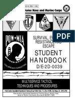 Survival Evasion Handbook