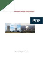 Témoignage du 6 novembre 2010 sur la Centrale Nucléaire de Golfech