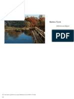 Beldon Fund - 2006 Grants List