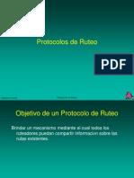 25 Protocolos de ruteo
