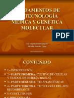 FUNDAMENTOS DE BIOTECNOLOGÍA patologica
