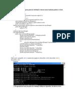Probleme Rezolvate Java