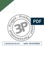 Projet Professionnel Personnalisé