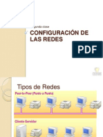 Diapositivas Configuracion de Las Redes
