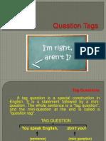 Question Tags - 3os medios