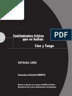 Sentimientos tristes CineyTango
