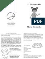 Livrinho Da Maria Castanha