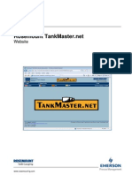 Tank Master Net Website Manual