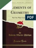Elements of Geometry - 9781440053344