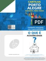 Cartilha Porto Alegre Acessivel