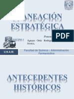 A.F. - Planeación estratégica