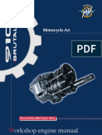 MV Agusta 910 Engine Workshop Manual
