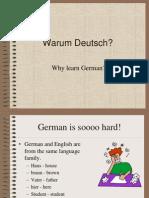 Why German