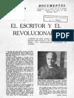 El escritor y el revolucionario