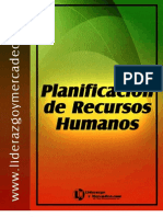 Planificacion de Recursos Humanos