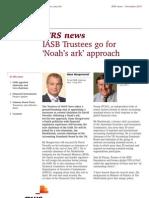 IFRS News - November 2010