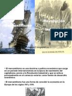 Mercantilismo y Rev. Industrial