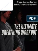 Jaime Vendera - The Ultimate Breathing Workout