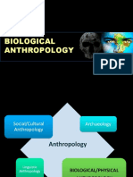 What is Biological Anthropology