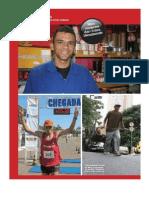 Matéria do @VicentSobrinho com o NINO @runforlife_ na Revista REVENDA