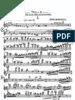 Reizenstein - Trio for Flute, Oboe and Piano