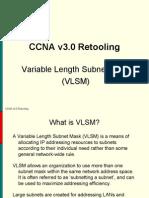 Ccna3 Mod 1.1-Vlsm