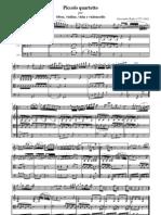 Rolla - Piccolo Quartetto Per Oboe Violino Viola E Violoncello