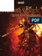 MB With Fire and Sword Manual