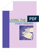 Living the Field Energy Therapies by LynnMc Taggart