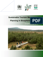 Sustainable Tourism Management Planning