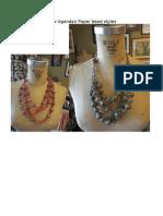 New Ugandan Paper Bead Styles