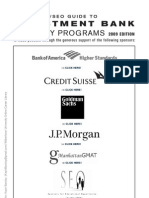 Investment Bank Diversity Programs