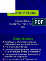 10 Cancer de Vagina