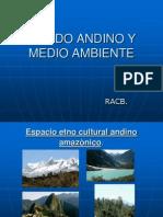 Mundo Andino y Medio Ambiente