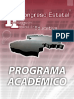 Programa Académico pdf