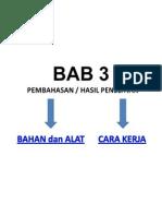 BAB 3 karya ilmiah